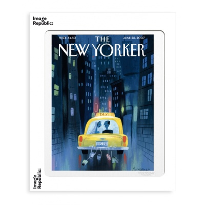 THE NEW YORKER/ROMANO BIG CITY ROMANCE