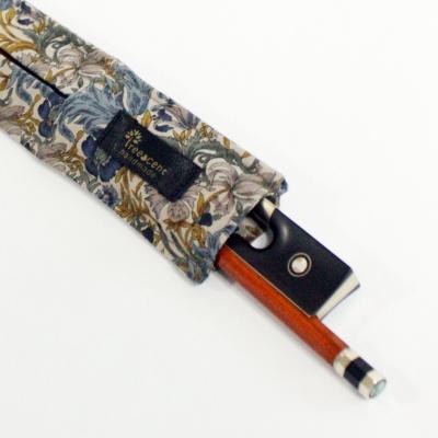 바이올린 활 핸드메이드 보호 커버 파우치 케이스