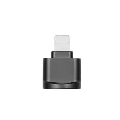 컴팩트형 8핀 카드리더기 / OTG / Micro SD LCIF786