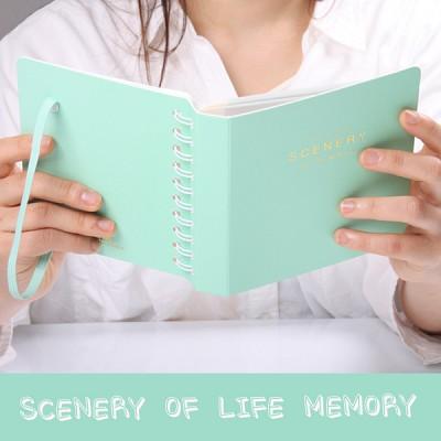 SCENERY OF LIFE MEMORY - 3x5 Photo Album ver.02 - 민트
