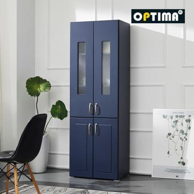 [옵티마]마블 키큰 주방수납장