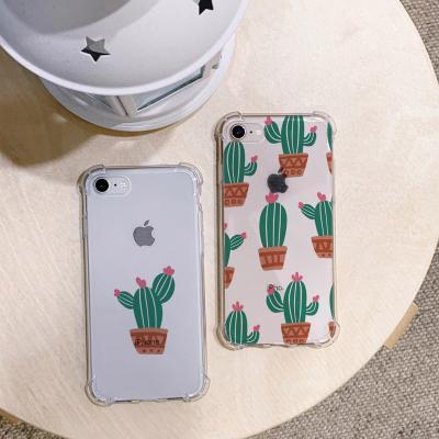아이폰7/8 Cactus 방탄케이스