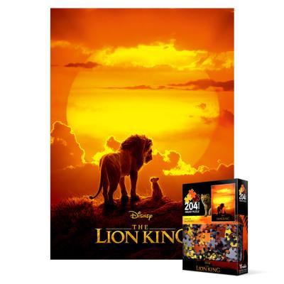 204피스 직소퍼즐 - 라이온 킹 (미니)