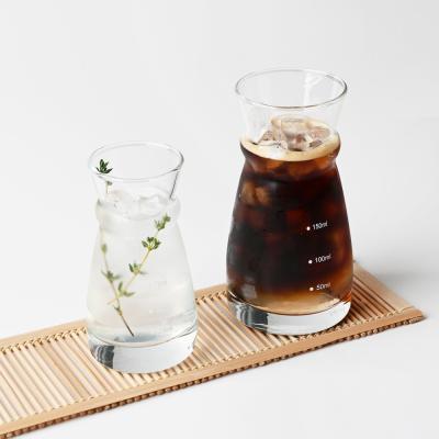 아코락 플루디 저그 유리컵 샷잔 160ml 280ml