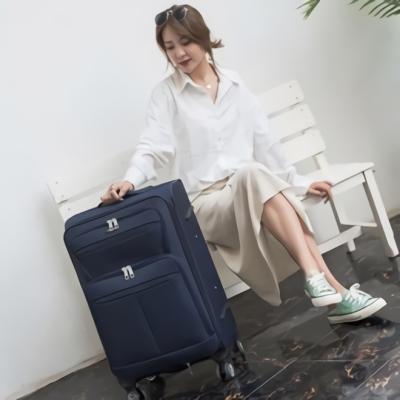 여행용 캐리어 여행 가방 연예인 대용량 자크 24호