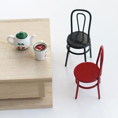 [콩지] 미니어쳐 의자