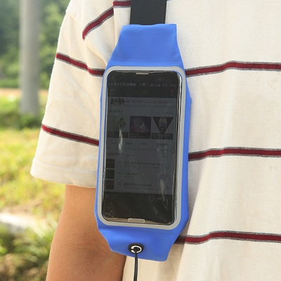 스마트폰슬링백 / 이어폰홀 스마트폰터치 휴대폰가방