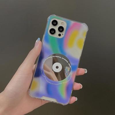 아이폰12 11pro max xs 8 레이저 컬러 CD 미러 케이스