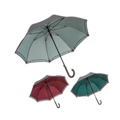 [미미달] 단청 2겹 양면 장우산