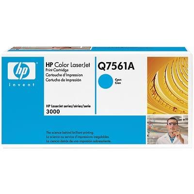 HP TONER Q7561A / Cyan / Color Laserjet 2700/3000 / 3,500P