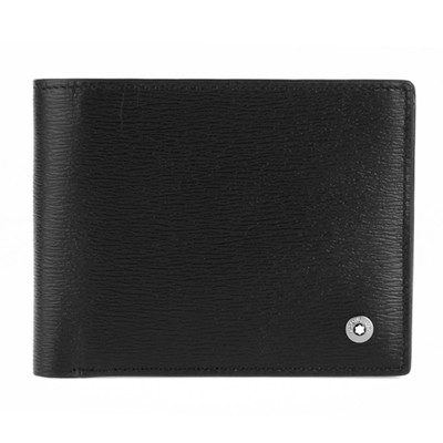 몽블랑 4810 WESTSIDE WALLET 6CC WITH MONEY CLIP (101867)
