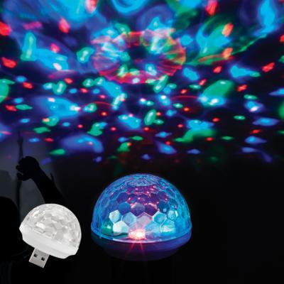 엑토 클럽 USB 미러볼 LED-06