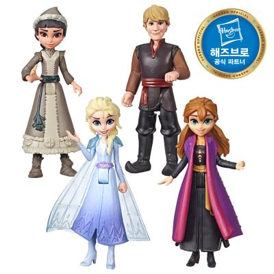 겨울왕국2 미니돌 시리즈 디즈니공주