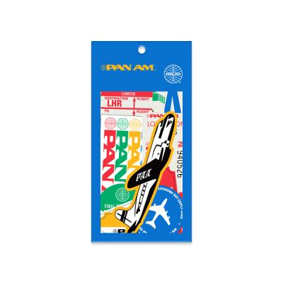 [PANAM] TRAVELERS STICKER #2