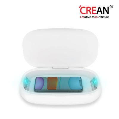 크레앙 UV 무선 충전 살균기(CREUVST1)