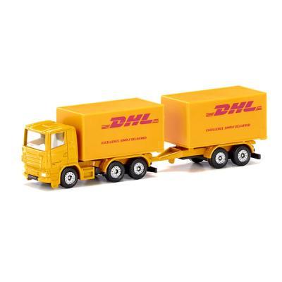 [시쿠]DHL 트럭 & 트레일러