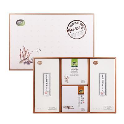 [바다소리] 천연조미료 6호 선물세트