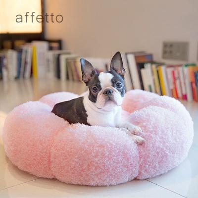핑크L-아페토 오리지널츄이스티 도넛방석
