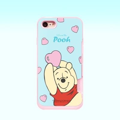 디즈니 곰돌이 푸 핑크 카드케이스(2디자인)