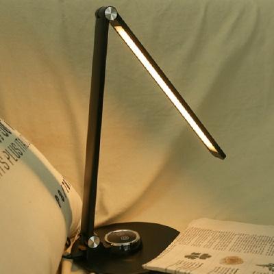 아이린 메탈 LED 스탠드,블랙