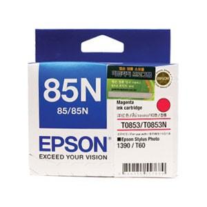 엡손(EPSON) 잉크 C13T122300 / NO.85N / 진홍 / Stylus Photo 1390 HQ5/Dye/HAV3 , Stylus Photo T60