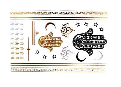 [글림스] 골드타투 금은박타투 GLEAMS Kraft Sheet K-3 / 겟잇뷰티추천상품