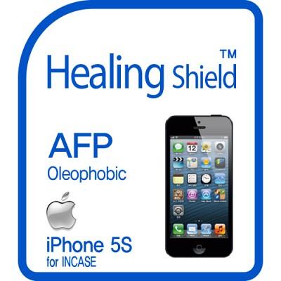 [힐링쉴드] 아이폰5S 인케이스 AFP 올레포빅 액정보호필름 2매(HS140319)