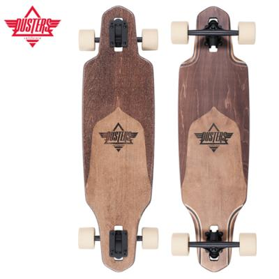 [DUSTERS] 34 CHANNEL X NATURAL/BROWN X DROP THROUGH X LONGBOARD COMPLETE
