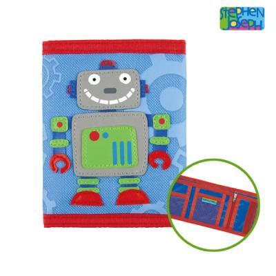 지갑 - 로봇