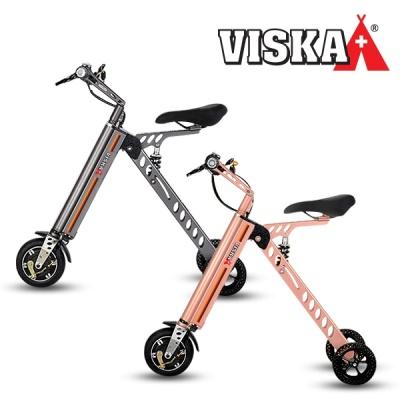 VISKA 비스카 접이식 전동 스쿠터 자전거 VK-EB770