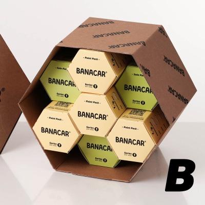 바나카, 내가 디자인하는 자동차 / 콜렉터팩 B