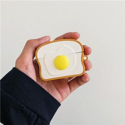 에어팟프로 에어팟3 식빵 실리콘 케이스/162단일_프로