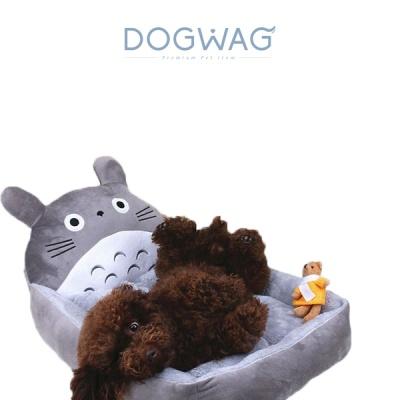 강아지 고양이 캐릭터 마약방석 쿠션 침대