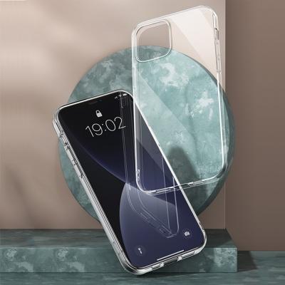 아이폰12 / 아이폰12 프로 투명 슬림케이스