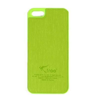 아이루 iroo 아이폰5 슬림가죽케이스 5컬러풀 iPhone5 LC4I5(그린)