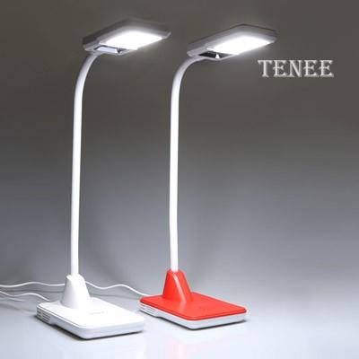 TENEE 미니확대경 장착  LED 스탠드 TI-1205, TI-1206