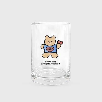 Bear heart-175ml(유리컵)