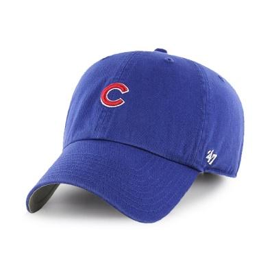 MLB모자 시카고 컵스 로얄 레드미니로고