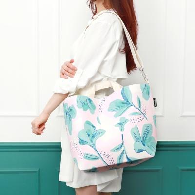 [플루토나인] 플라워브리즈 숄더백 기저귀가방