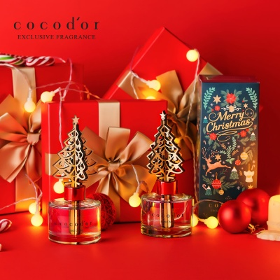 코코도르 크리스마스 디퓨저 120ml X 2개+쇼핑백