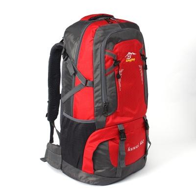팀에이스 방수 대형 등산가방 / 백패킹 스포츠배낭