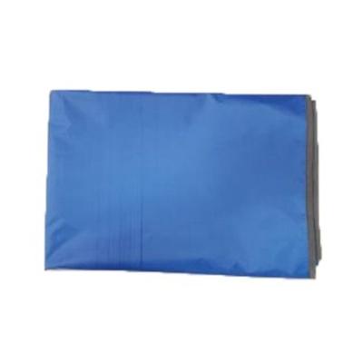 침대방수커버 (블루) 150x90 천커버 반시트 매트리스