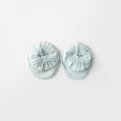 [메르베] 리본토끼 신생아발싸개_여름용