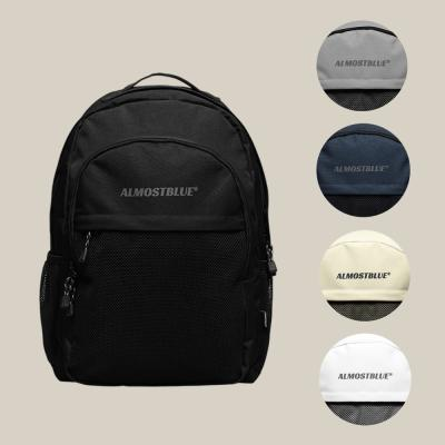 [얼모스트블루] BLACK LABEL BACKPACK - 5COLORS