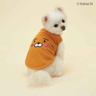 카카오프렌즈 댕댕이 큐티나시 강아지옷