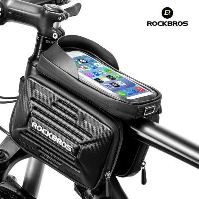락브로스 자전거가방 프레임 핸드폰가방 B53-6.2BULK