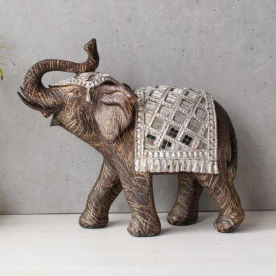 비즈 코끼리 장식 2P set  (NY9284322)