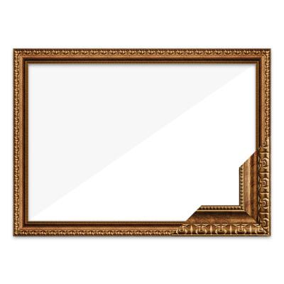 퍼즐액자 17.5x43.5 고급형 수지 댄디브라운