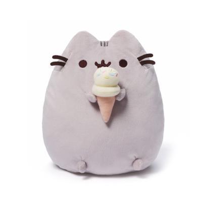 4048872 푸신캣 아이스크림 인형 24cm