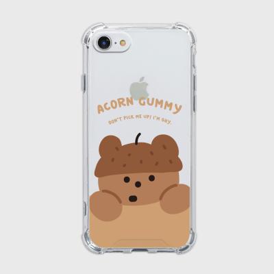 acorn gummy [탱크투명 폰케이스]